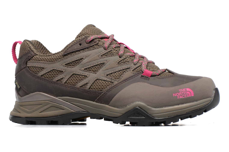 Chaussures de sport The North Face Hedgehog Hike Gris vue derrière
