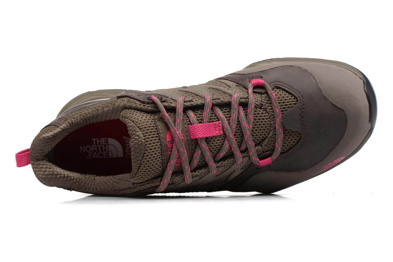 Chaussures de sport The North Face Hedgehog Hike Gris vue gauche