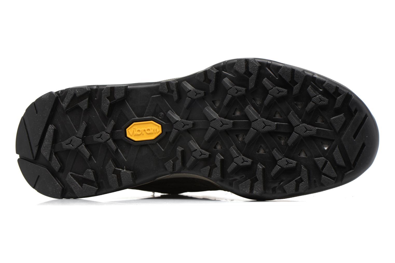 Chaussures de sport The North Face Hedgehog Hike Gris vue haut