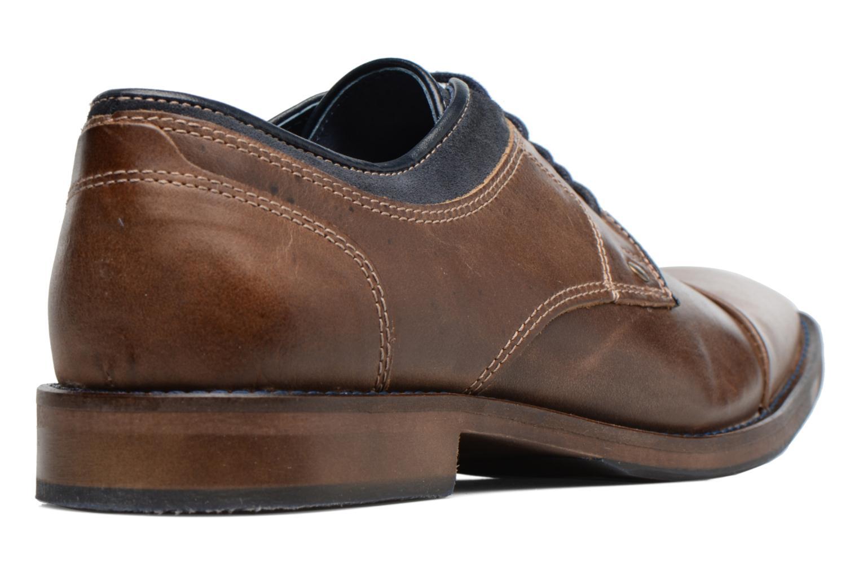Chaussures à lacets Mr SARENZA Walber Vert vue face