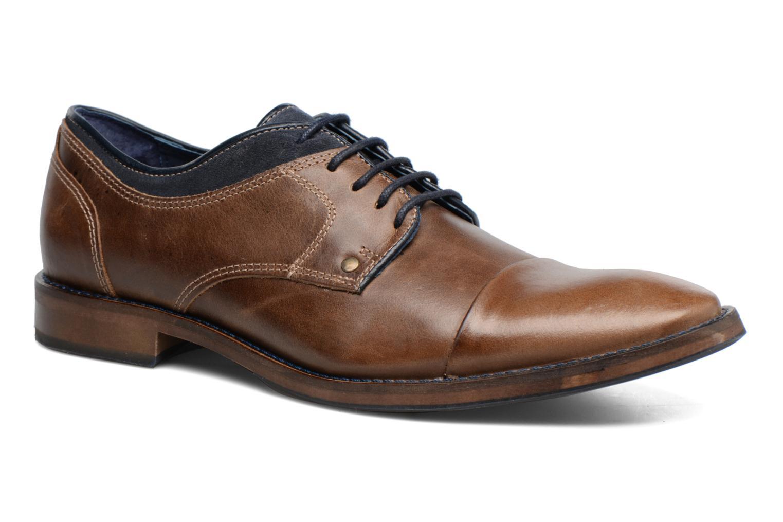 Chaussures à lacets Mr SARENZA Walber Vert vue droite