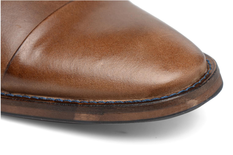 Chaussures à lacets Mr SARENZA Walber Vert vue gauche
