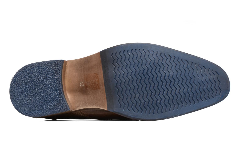 Chaussures à lacets Mr SARENZA Walber Vert vue haut