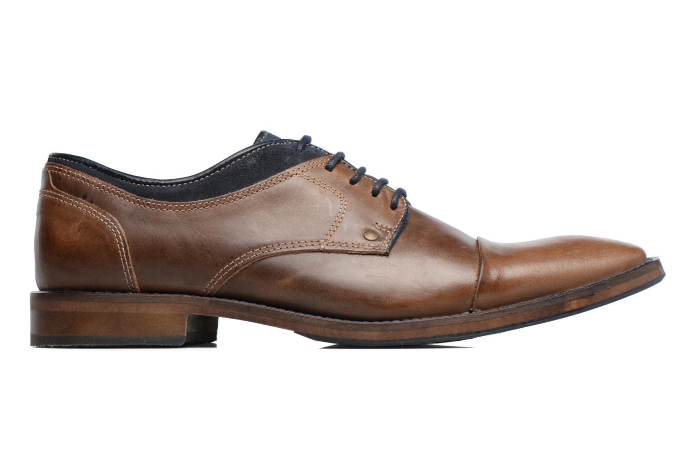 Chaussures à lacets Mr SARENZA Walber Vert vue détail/paire