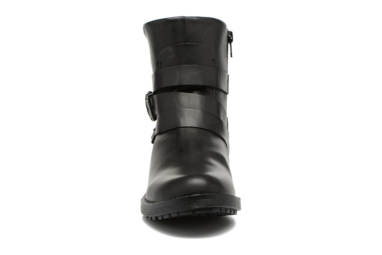 Bottines et boots Vero Moda Vilma boot Noir vue portées chaussures
