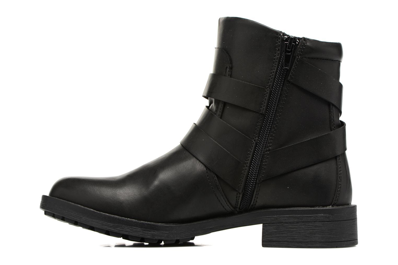 Bottines et boots Vero Moda Vilma boot Noir vue face