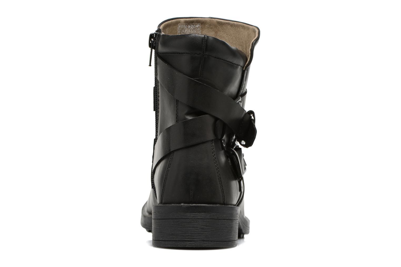 Bottines et boots Vero Moda Vilma boot Noir vue droite
