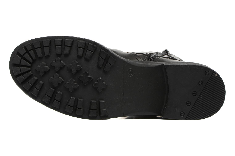 Bottines et boots Vero Moda Vilma boot Noir vue haut