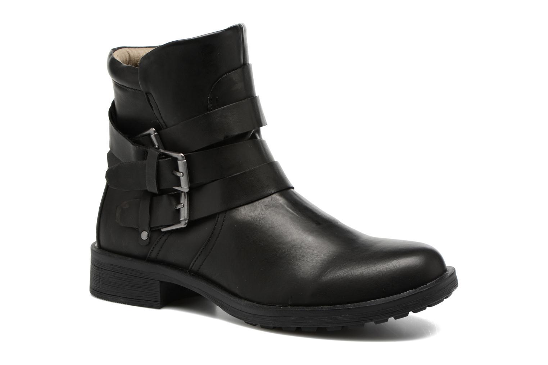 Bottines et boots Vero Moda Vilma boot Noir vue détail/paire