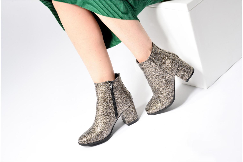 Bottines et boots Vero Moda Tulle boot Multicolore vue bas / vue portée sac
