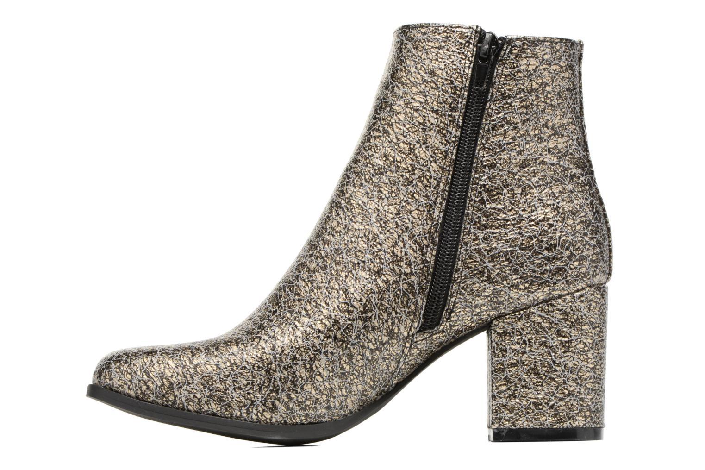 Bottines et boots Vero Moda Tulle boot Multicolore vue face