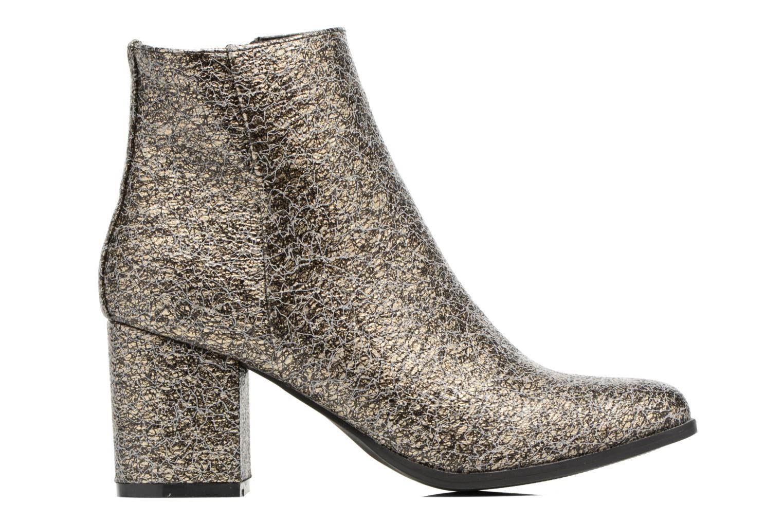 Bottines et boots Vero Moda Tulle boot Multicolore vue derrière