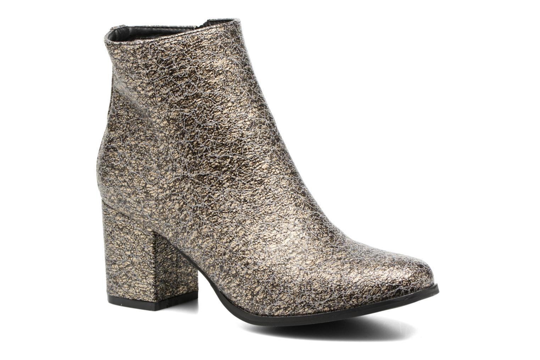 Tulle boot Metallic