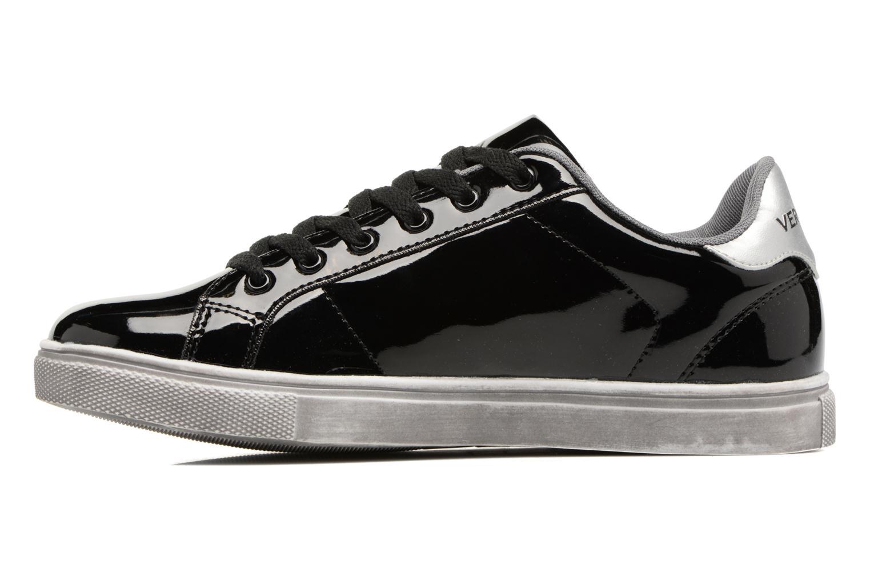 Baskets Vero Moda Star Sneaker Noir vue face