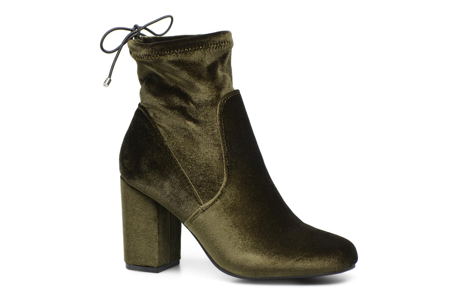 Ankle boots Vero Moda Lela boot Green detailed view/ Pair view