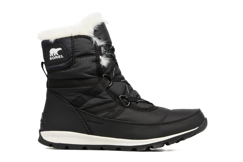 Sport shoes Sorel Whitney Short Lace Black back view