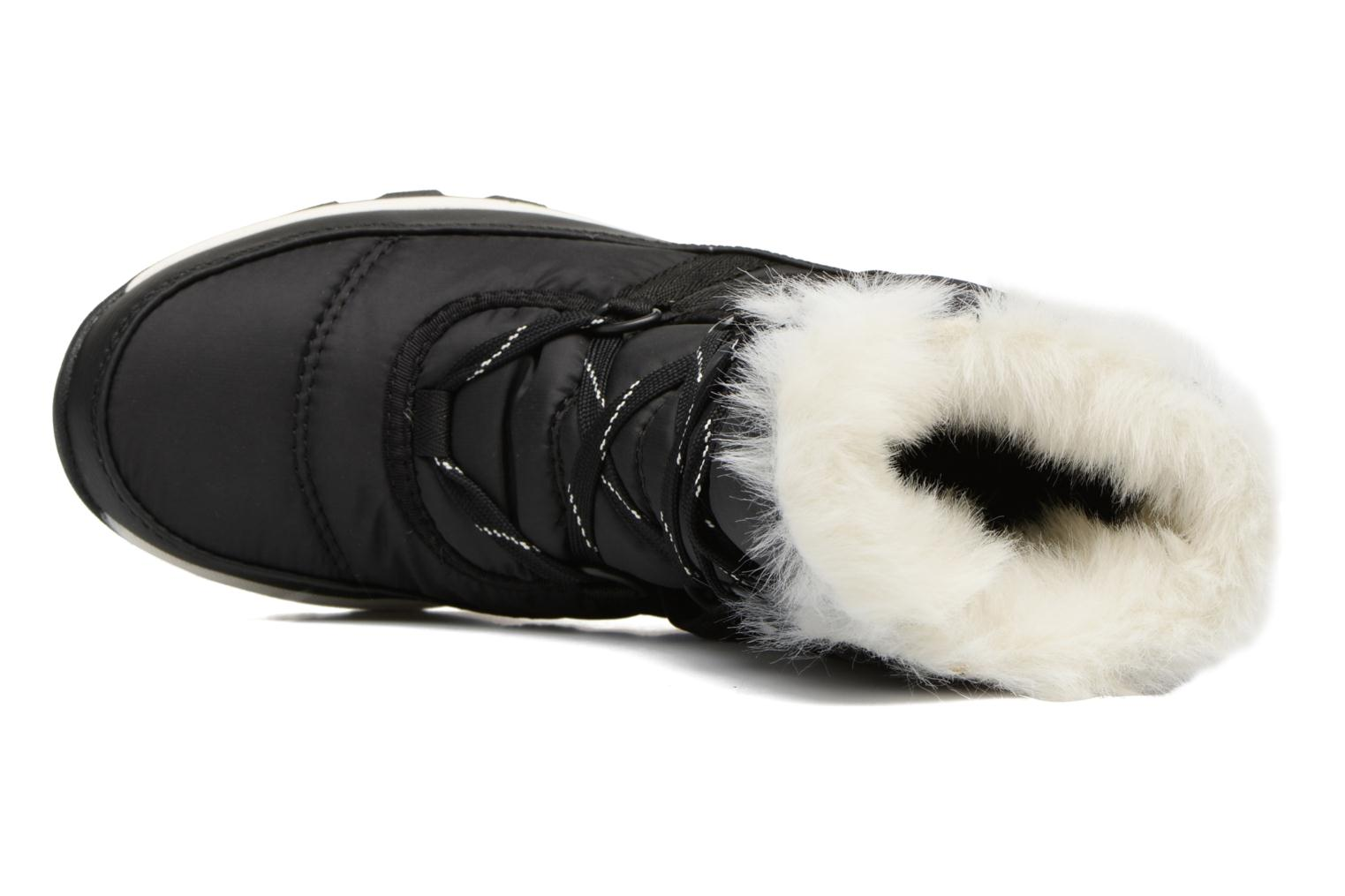 Sport shoes Sorel Whitney Short Lace Black view from the left