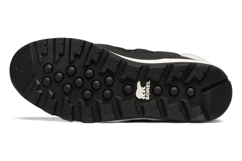 Chaussures de sport Sorel Whitney Short Lace Noir vue haut