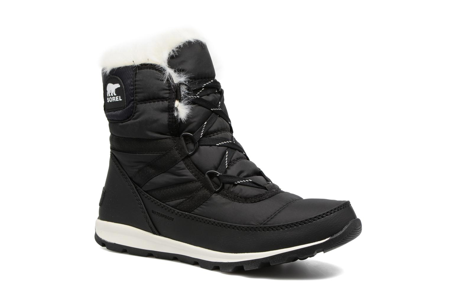 Sport shoes Sorel Whitney Short Lace Black detailed view/ Pair view