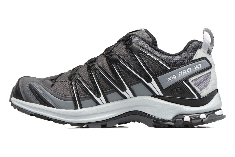 Chaussures de sport Salomon XA pro 3D GTX Noir vue face