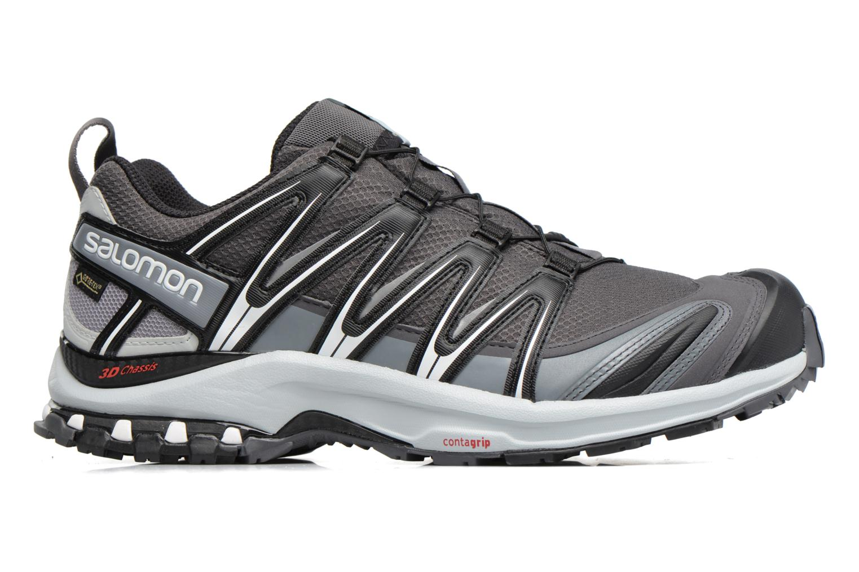 Chaussures de sport Salomon XA pro 3D GTX Noir vue derrière