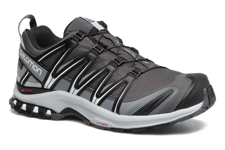 Chaussures de sport Salomon XA pro 3D GTX Noir vue détail/paire