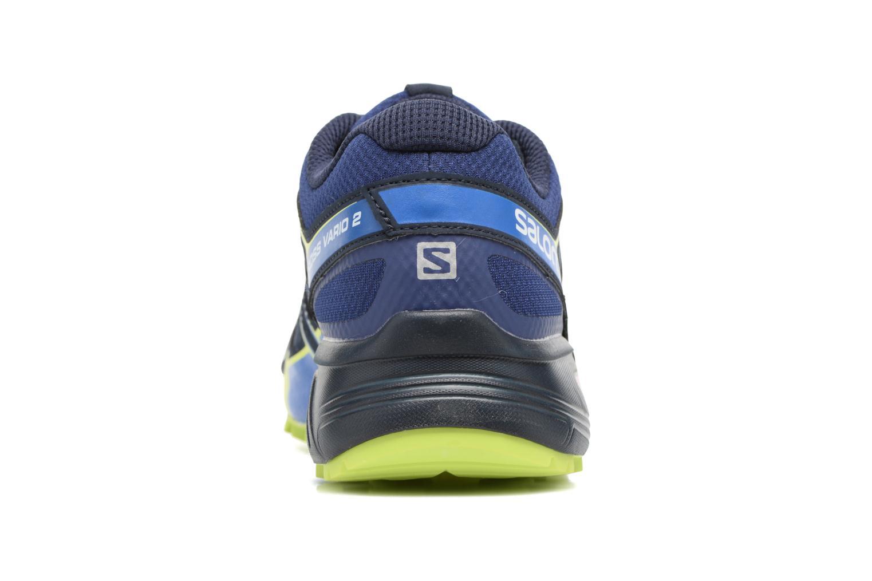 Chaussures de sport Salomon Speedcross Vario 2 Bleu vue droite