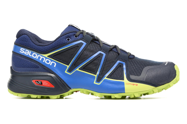 Chaussures de sport Salomon Speedcross Vario 2 Bleu vue derrière