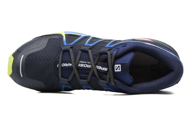 Scarpe sportive Salomon Speedcross Vario 2 Azzurro immagine sinistra