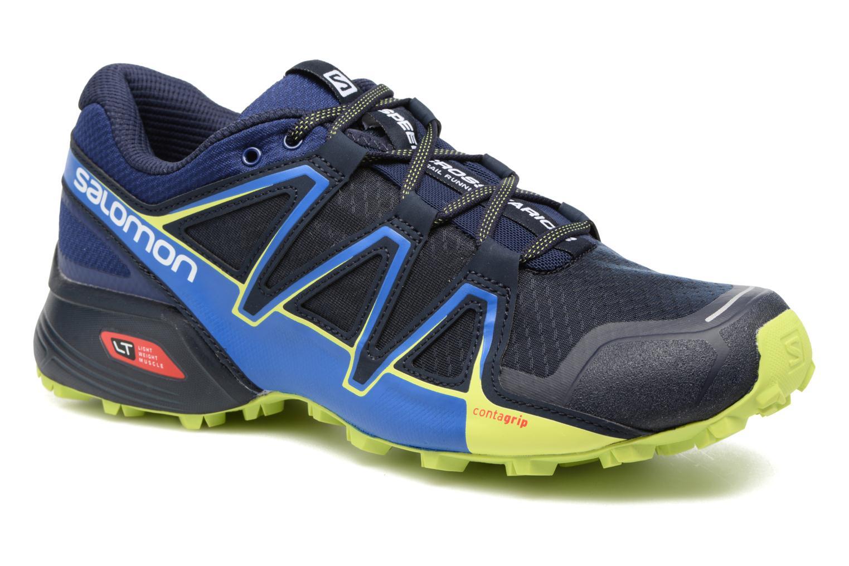 Chaussures de sport Salomon Speedcross Vario 2 Bleu vue détail/paire