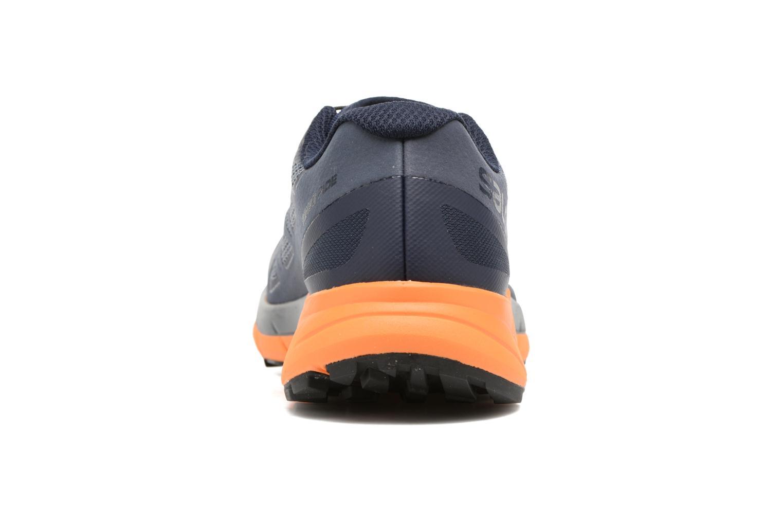 Chaussures de sport Salomon Sense Ride Bleu vue droite