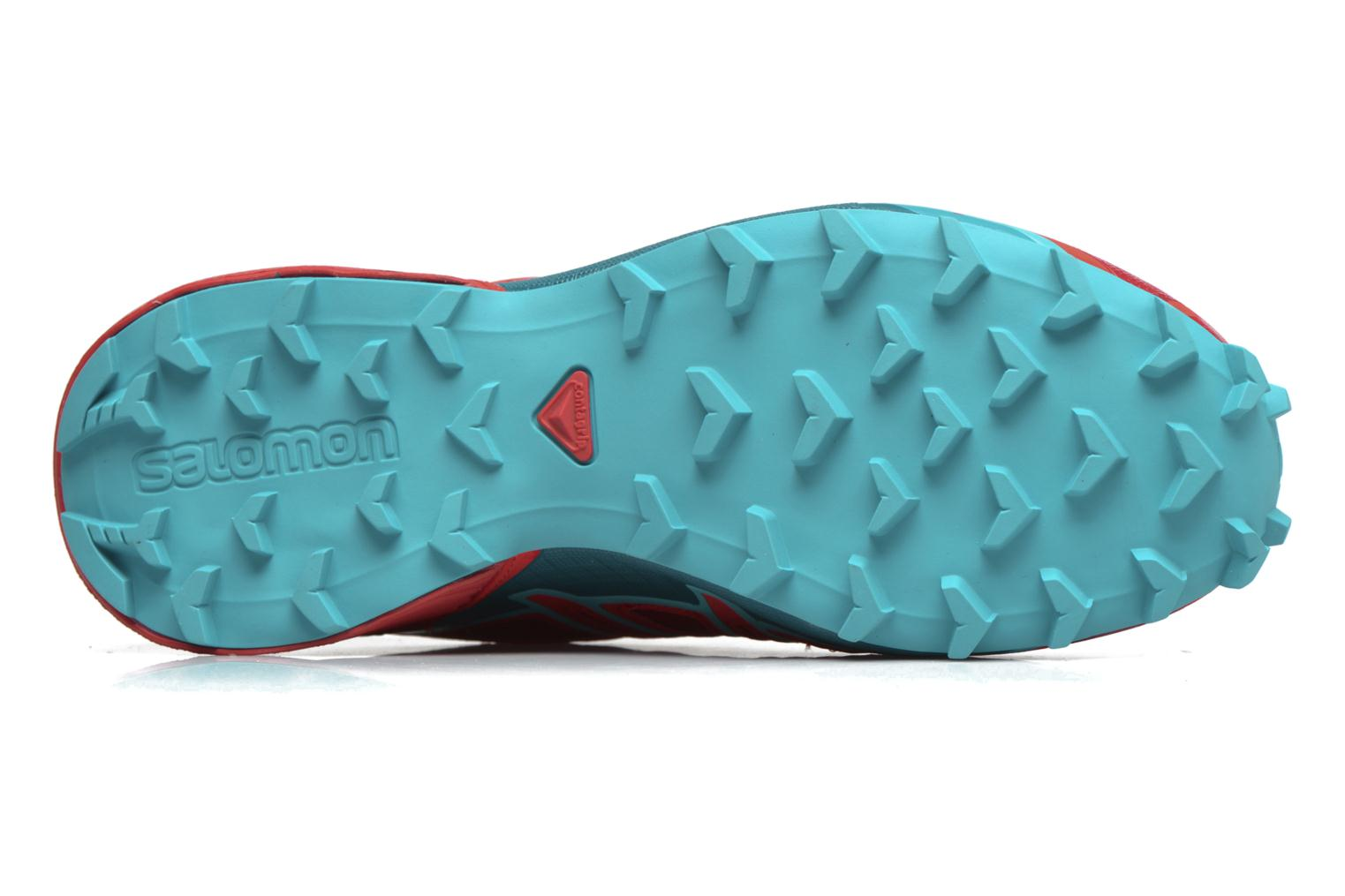 Speedcross 4 Gtx W Barbados Cherry/Poppy Red/Deep Lagoon