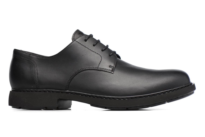 Chaussures à lacets Camper Neuman K100152 Noir vue derrière