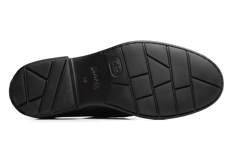 Chaussures à lacets Camper Neuman K100152 Noir vue haut