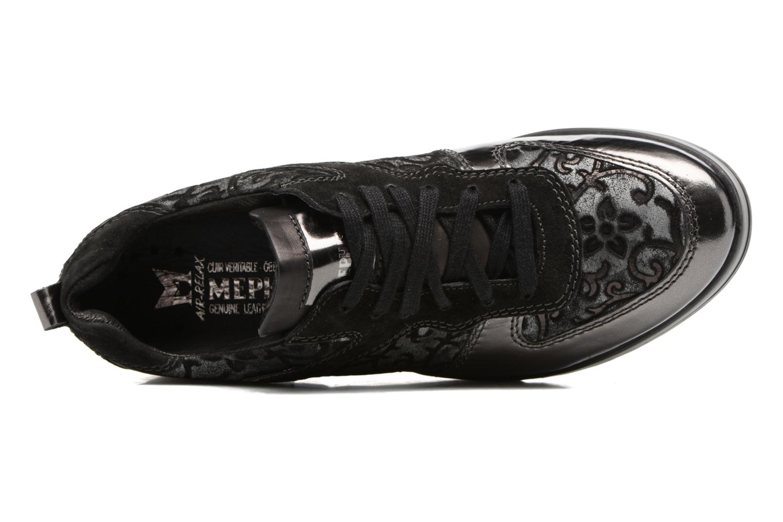 Baskets Mephisto Vicky 2 Noir vue gauche