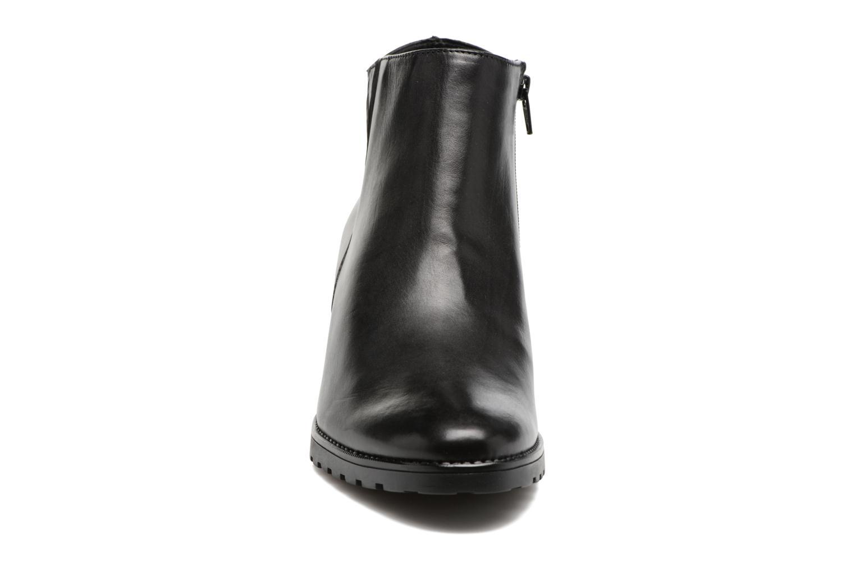 Bottines et boots Mephisto Jamila Noir vue portées chaussures