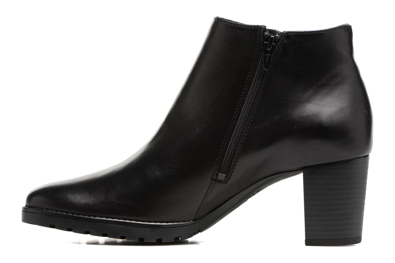 Bottines et boots Mephisto Jamila Noir vue face