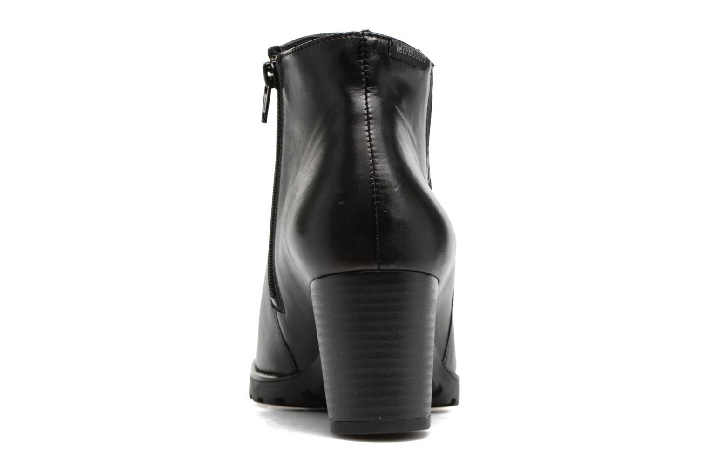 Bottines et boots Mephisto Jamila Noir vue droite