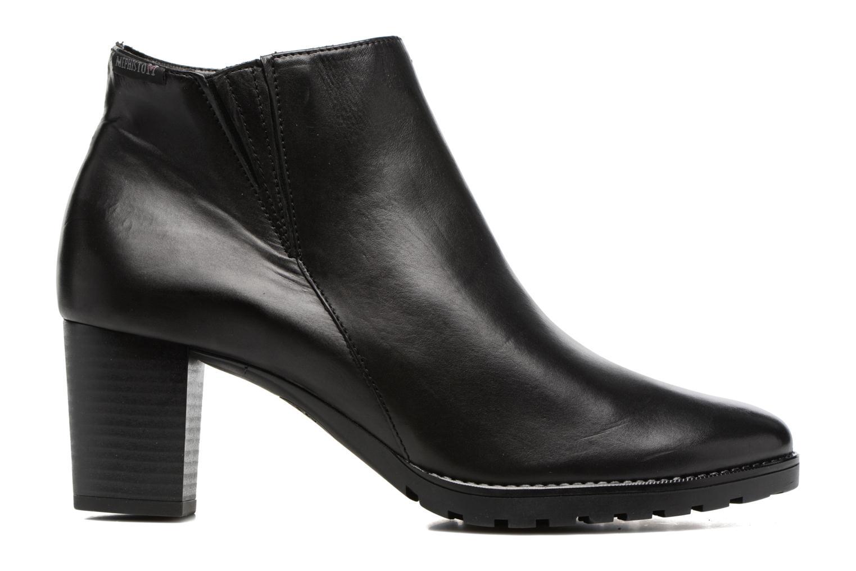 Bottines et boots Mephisto Jamila Noir vue derrière