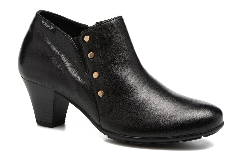 Zapatos casuales salvajes Mephisto Bianka (Negro) - Botines  en Más cómodo