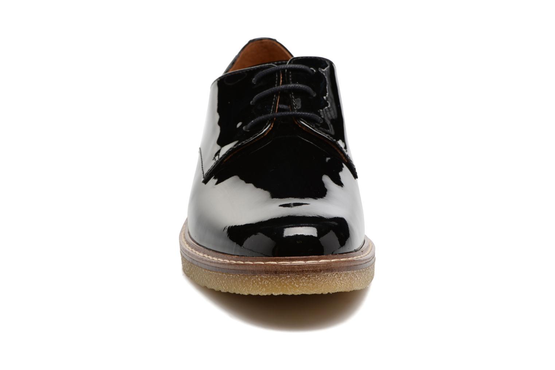 Chaussures à lacets Mephisto Fany Noir vue portées chaussures
