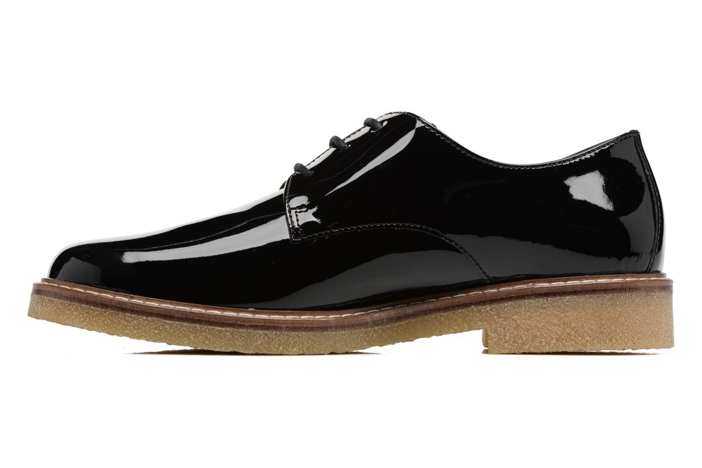 Chaussures à lacets Mephisto Fany Noir vue face