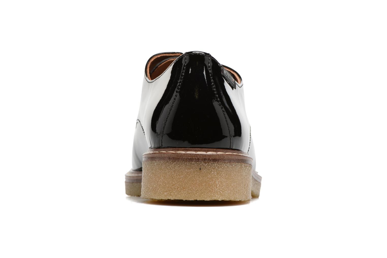 Chaussures à lacets Mephisto Fany Noir vue droite
