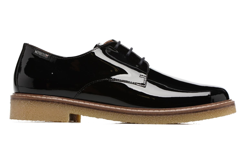 Chaussures à lacets Mephisto Fany Noir vue derrière