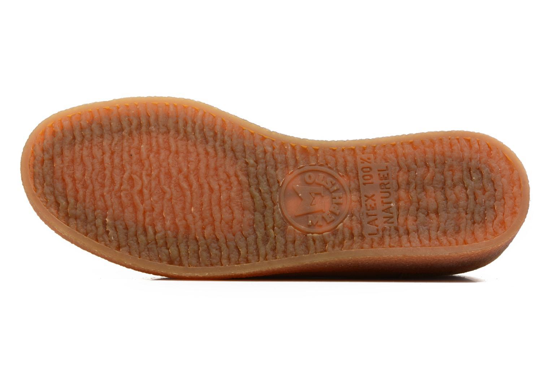 Chaussures à lacets Mephisto Christy Marron vue haut