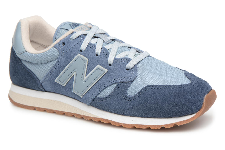 Grandes descuentos últimos zapatos New Balance WL520 (Azul) - Deportivas Descuento