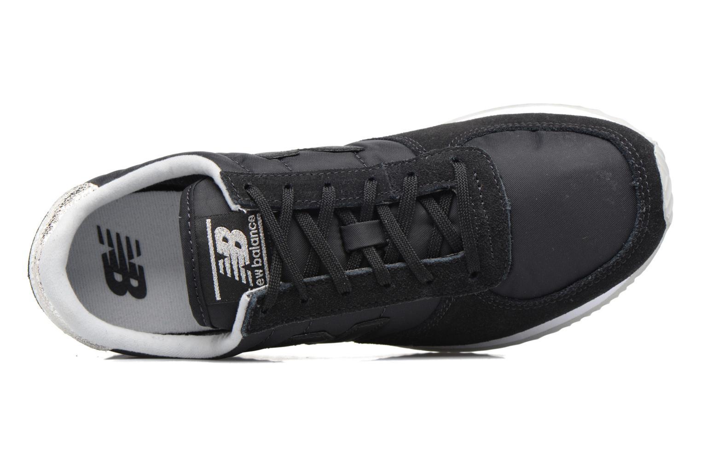 Baskets New Balance WL220 Noir vue gauche