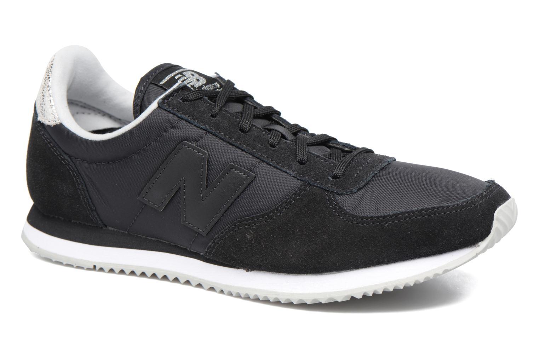 Grandes descuentos últimos zapatos New Balance WL220 (Negro) - Deportivas Descuento