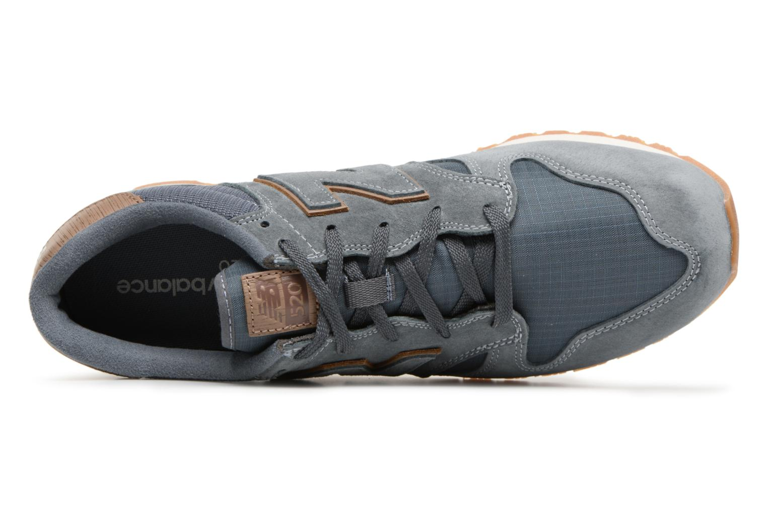 Sneakers New Balance U520 Grijs links