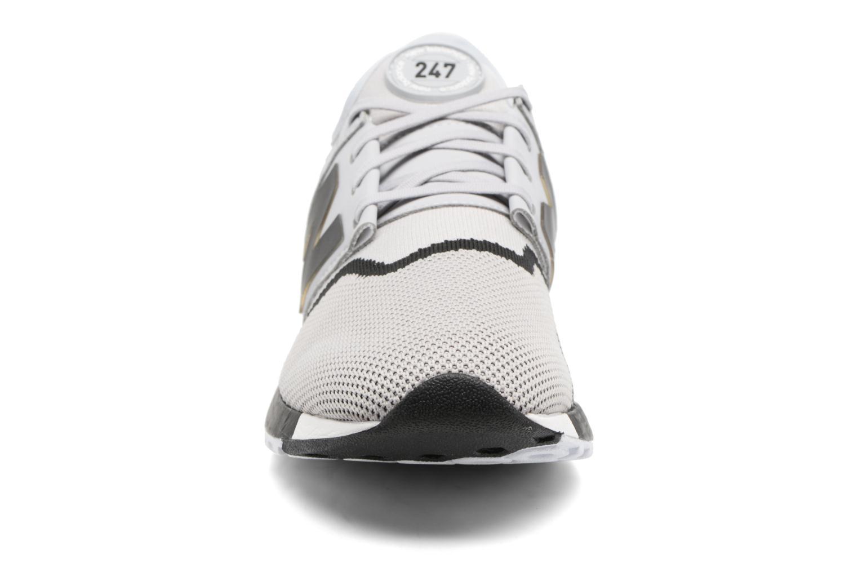 Baskets New Balance MRL247 Gris vue portées chaussures